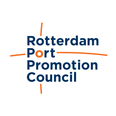 Logo of Rotterdam Port Promotion Council (RPPC)